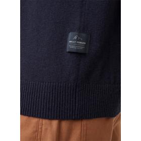 Helly Hansen Wool Knit Sweater Hombre, azul
